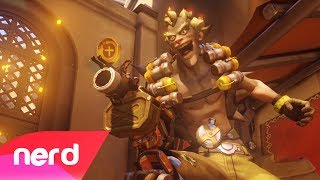 Overwatch Song | Blow It Up (Junkrat Song) | #NerdOut! ft PvPTwitch