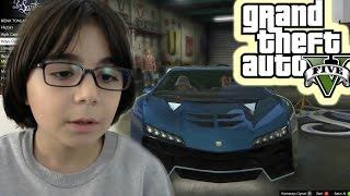 GTA V Arabalar tasarladım BKT Baran Kadir Tekin