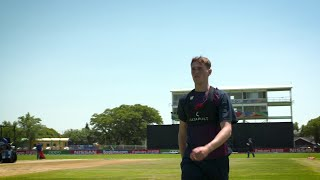 ICC U19 CWC: Get to know the England captain George Balderson