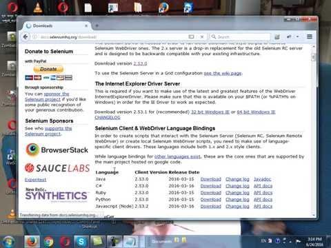 Run Selenium IDE in different browser like Chrome, Opera etc.