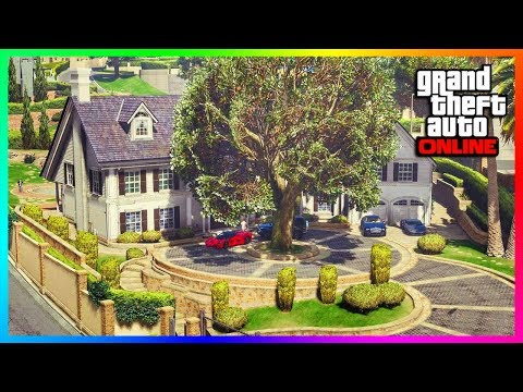 GTA Online Mansions Coming In December 2017