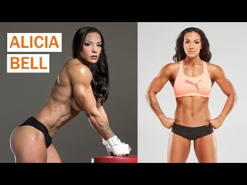 Alicia Bell Interview – Figure Competition Prep, Diet, & How To Train It Right!