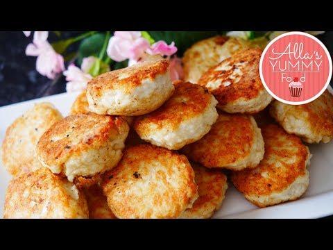 Russian Meatballs Recipe (Chicken Tefteli) | Куриные тефтели
