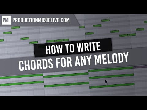 How To Find Chords For Any Melody