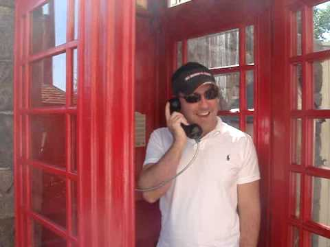 Mikie Calls the Queen from Epcot