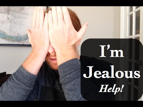 Getting Past Jealousy (I'm a Jealous Person) - with JP Sears