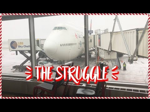 Trying To Get To Louisville | VLOGMAS DAY 21