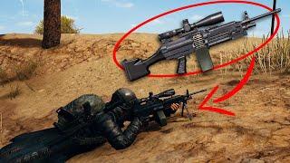 This Gun Is Insane - Playerunknown
