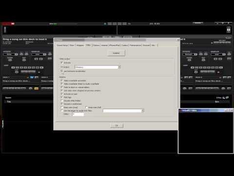Virtual DJ Fix for intel HD 4000 Graphics card in VDJ V. 7.4 xxx