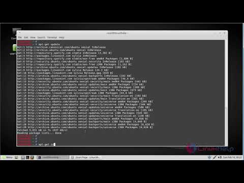 How to install Spotify 1.0.69 For Linux Mint 18.3