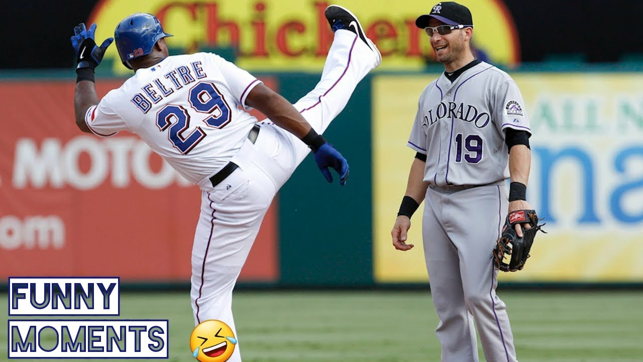 MLB Funny Moments #bloopers