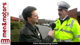 Greater Manchester Police Motorcycle Driving School