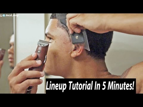 How To Give Yourself A Lineup In 5 Minutes Ft. The Cut Buddy