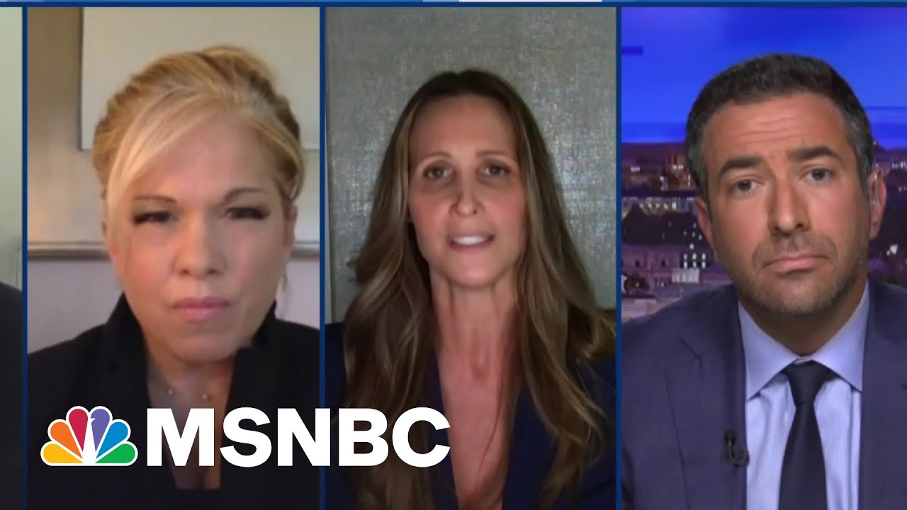 Trump Org. Witness: I'm Facing Threats Over My 'Beat' Interview   MSNBC