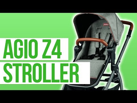 Agio Z4 Stroller - Best Stroller Review | Made in Italy