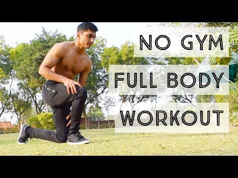 No Gym Full Body Workout
