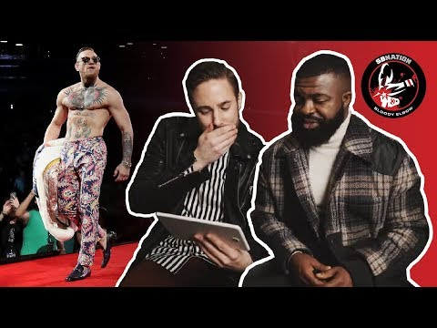 Style Experts React to UFC Fighter Fashion: Conor McGregor, Nate Diaz, and more