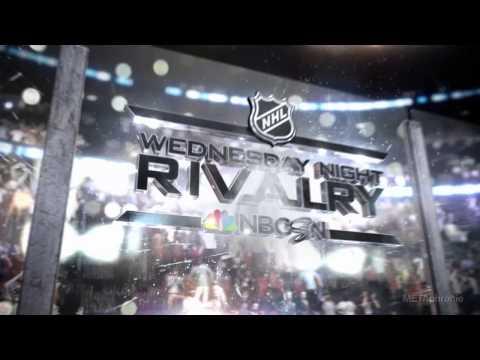 NBC Sports / NHL Wednesday Night Rivalry - www.metaphrenie com