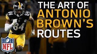 The Art of Antonio Brown