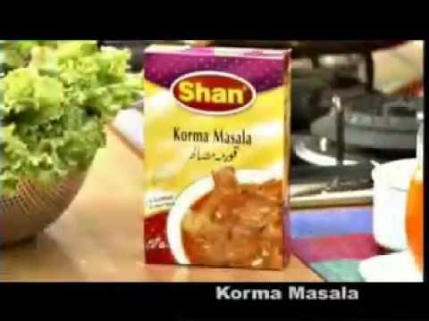 Curry korma