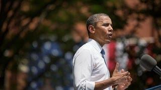 President Obama Speaks on Climate Change