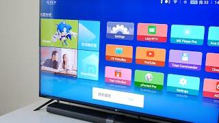 """Обзор Xiaomi Mi TV 3 55"""", 4K"""