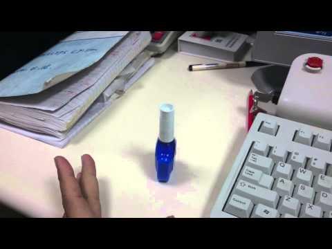 correction fluid trick