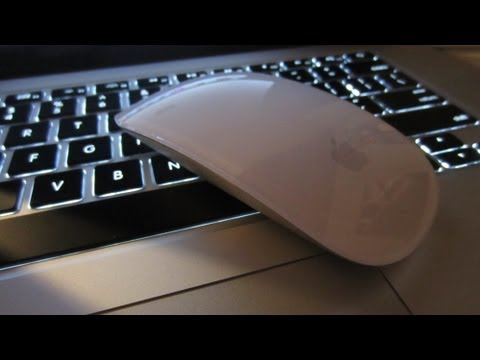 How to Replace Apple Magic Mouse Batteries