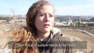Ahed Tamimi - Living Resistance Tour