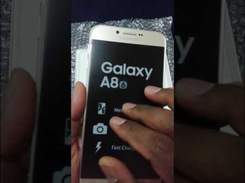 A8 2016 unboxing in Tamil