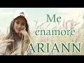 Shakira - Me Enamoré - ARIANN COVER (Lyric Video)