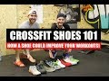 Download  Crossfit Shoes 101 - HOW A SHOE COULD IMPROVE YOUR WORKOUTS MP3,3GP,MP4
