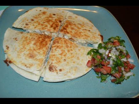 best  chicken quesadillas recipe