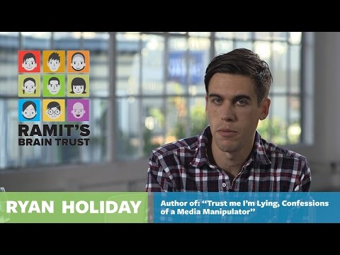 Ryan Holiday - How to Get a Mentor