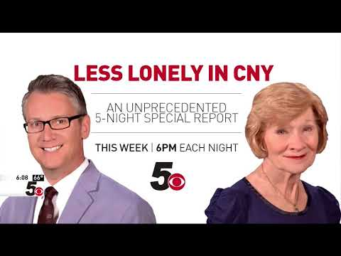 Loneliness & isolation among seniors is a public health crisis.