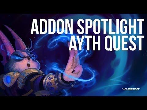Wildstar Addon Spotlight Ayth Quest - Leveling Made Easy