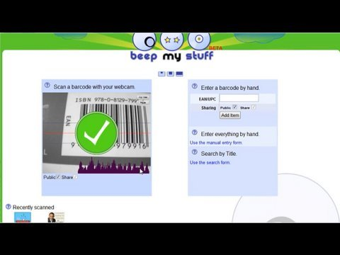 How To Make & Read Barcodes