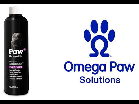 Stop your dog from Paw Licking - Omega Paw Solutions Ear+
