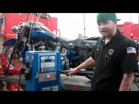 Tech Tip - Fill Your Tires with Nitrogen!
