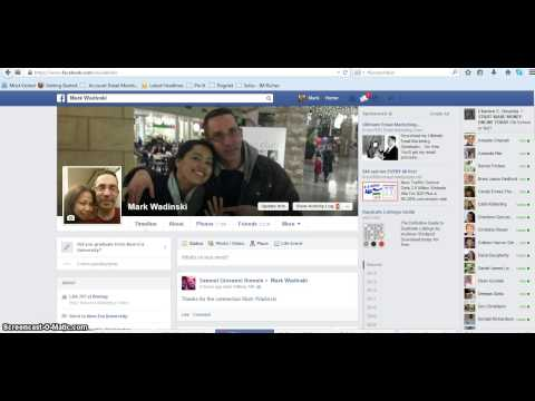 How to Recruit like Crazy on Facebook