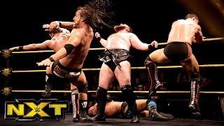 SAnitY vs. Undisputed ERA - Six-Man Tornado Tag Team Match: WWE NXT, Feb. 7, 2018