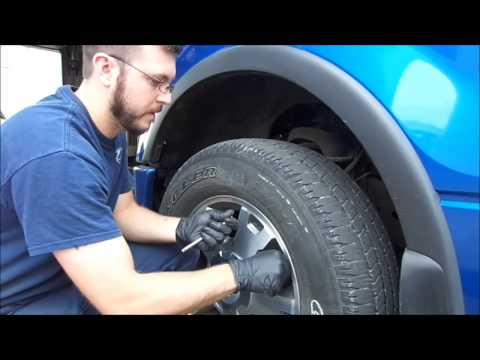 How to properly check your tire pressure @ Zeck Ford
