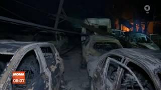 Griechenland-Katastrophe - Ein Land steht in Flammen