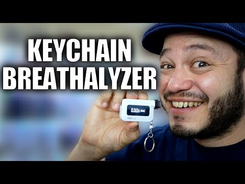 BACtrack C6 Review: Keychain Breathalyzer - Drink Responsibly!