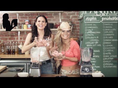 Blendtec vs Vitamix ~ Grinding Meat SHOWDOWN & How To!!