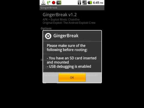 How to root an android 2.2.2 device