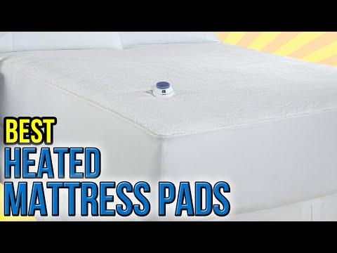 7 Best Heated Mattress Pads 2016