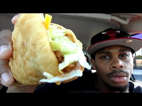Taco Bell Chalupa Supreme Review