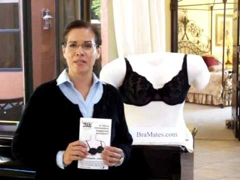 BraMates bra liners: The breast sweat and breast rash solution.