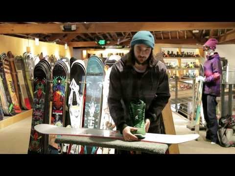 How to Choose Snowboard Width